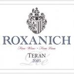 Roxanich Teran 2013