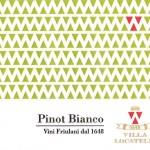 Villa Locatelli pinot bianco 2014
