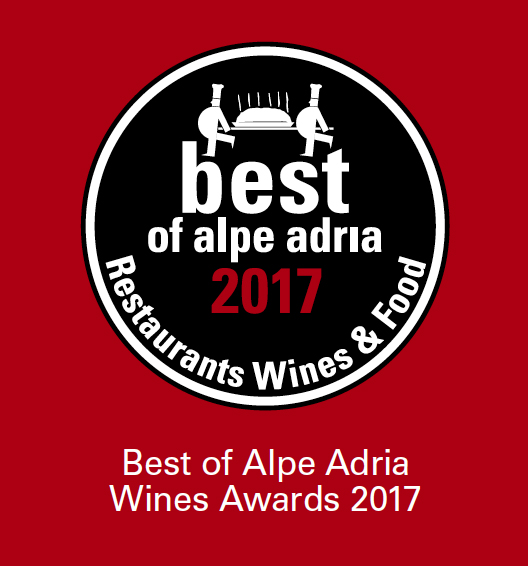 wines awards 2017 Best of Alpe Adria