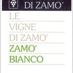Etichetta Zamò Bianco 2014
