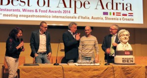 In 1.000 a Castelbrando per Best of Alpe Adria 2014 con Il Club Magnar Ben.
