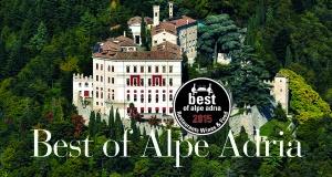 Best of Alpe Adria 2015 in castello. Il 3° meeting enogastronomico internazionale d'Italia, Austria, Slovenia e Croazia.