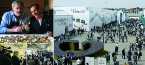 Maurizio Potocnik con il Club Magnar Ben a Vinnatur e Vinitaly evento