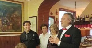 Ristorante Da Tullio Arfanta Potocnik cena della stampa