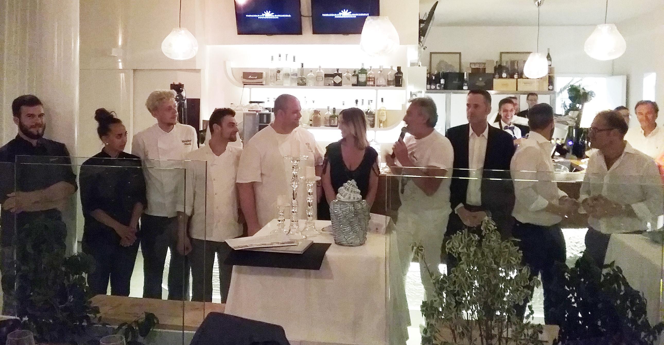 Sfilata di campioni, vini, prodotti e piatti a Jesolo per i 2 ...
