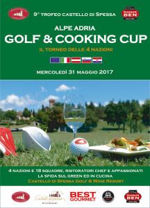 La sfida sul green ed in cucina tra ristoranti della macroregione dell'Alpe Adria