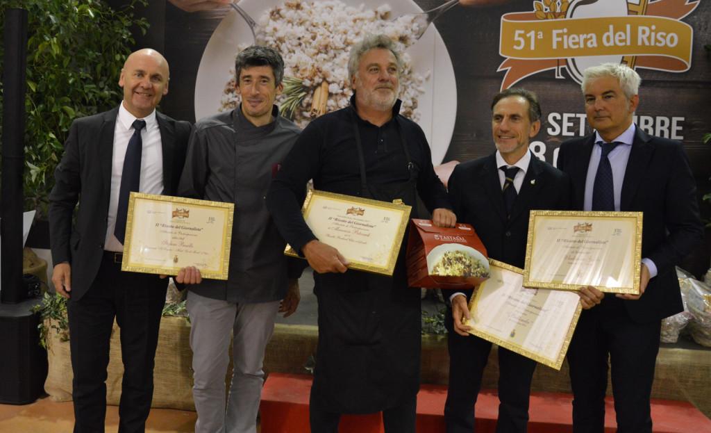 Potocni- Basello - Gobbo Risotto del Giornalista 2017