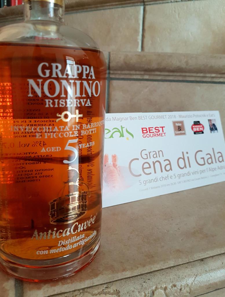 Verticale di Nonino Riserva Anticacuvèe - Distillerie Nonino - Udine
