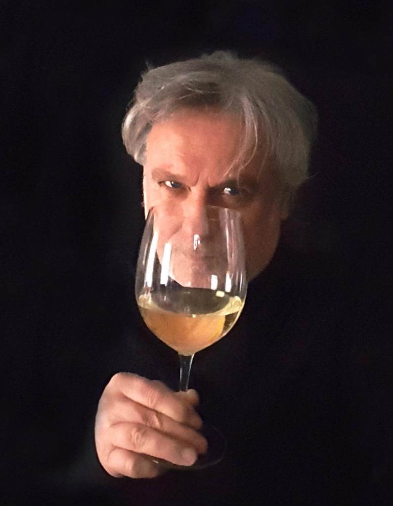 Maurizio Potocnik e la selezione dei vini da collezione in Alpe Adria