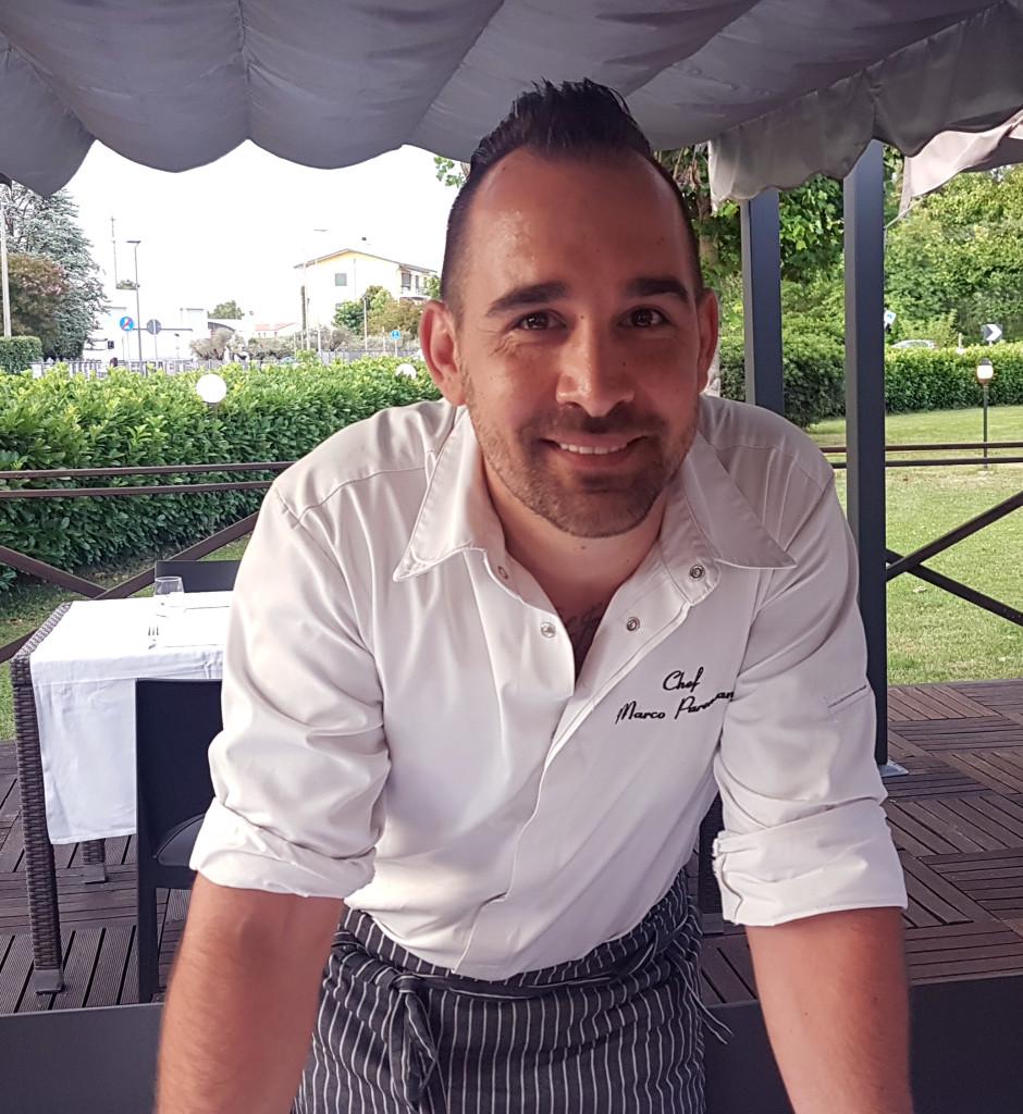 Chef Marco Parenzan
